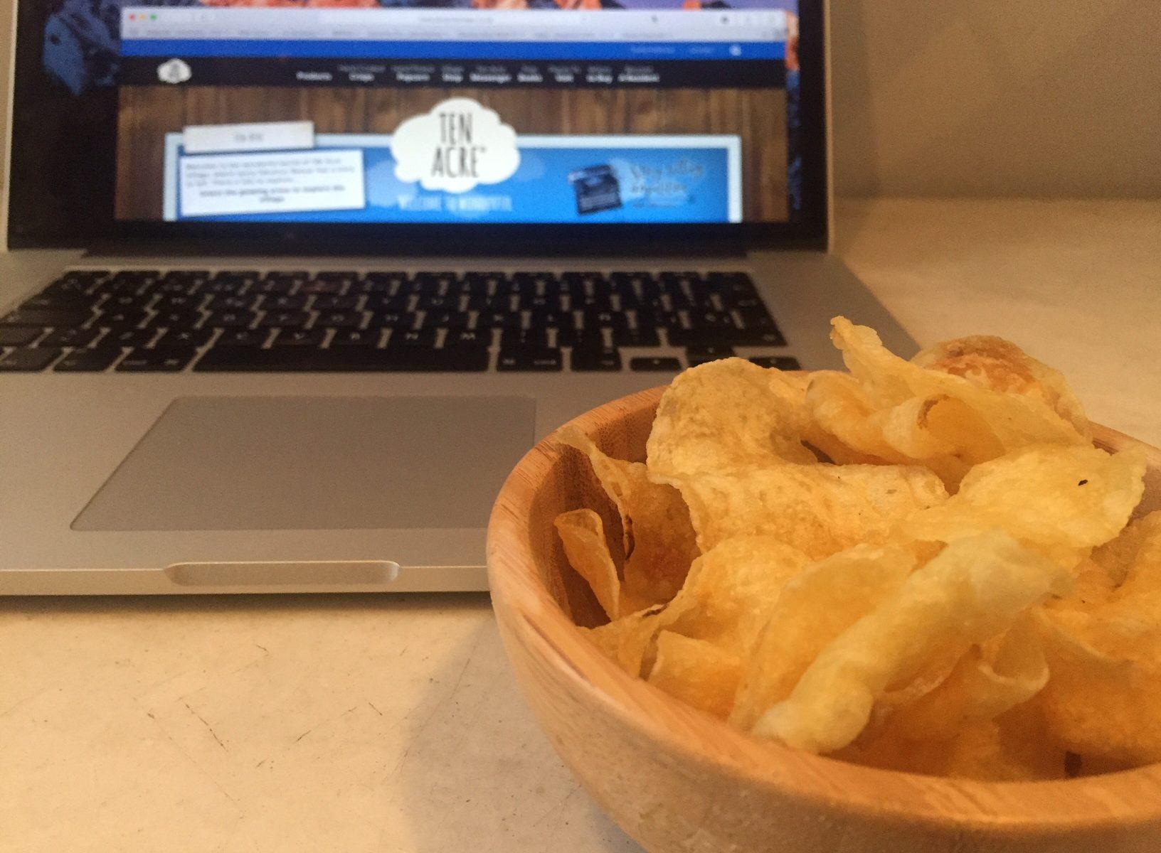 ¡Todos Gourmet! Patatas Fritas Mr Salt
